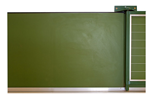 Vitrex System 1000 and System 2000 - Chalk Boards, White Boards, Pin-boards and Projection Screens