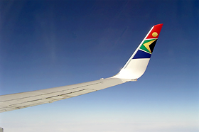 South African Airways aircraft © Steven W. Evans